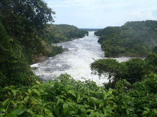 African Adventure Travellers Day Tours: The River Nile from Murchison Falls