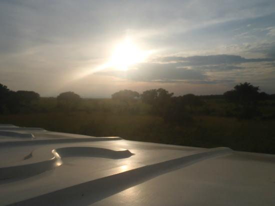 African Adventure Travellers Day Tours: Sunset
