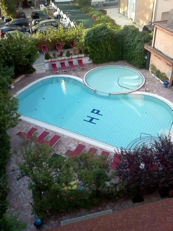 Hotel Piccadilly : Piscina