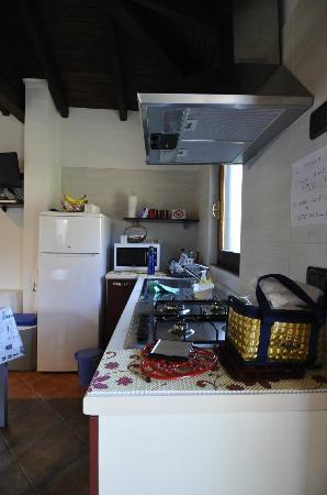 Il Barsot: Cucina Monolocale
