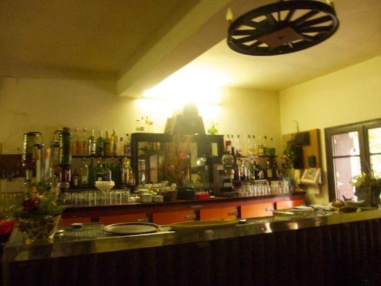 Hostal dels Trabucayres : Bar