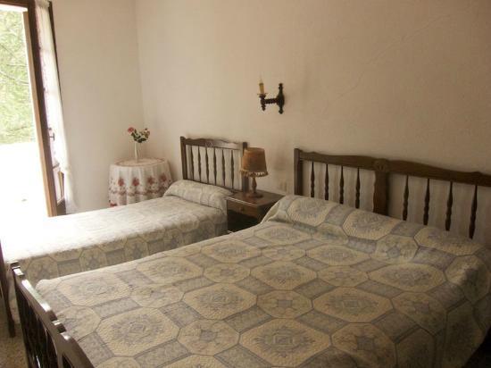 Hostal dels Trabucayres : Bedroom