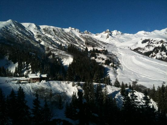 Club Med Valmorel: domaine skiable