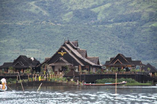 Myanmar Treasure Inle Lake: Arrival at the hotel