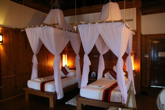 Myanmar Treasure Inle Lake: Twin room