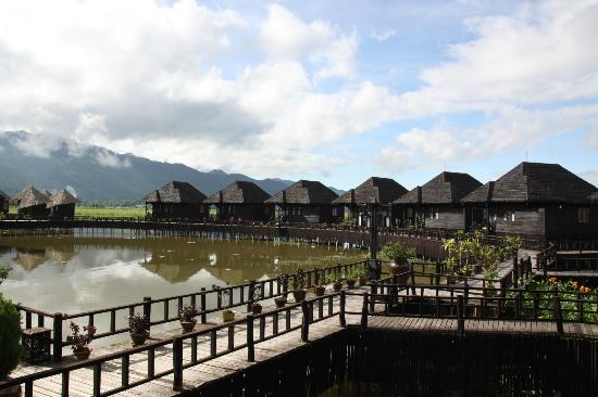 Myanmar Treasure Inle Lake: Deluxe rooms