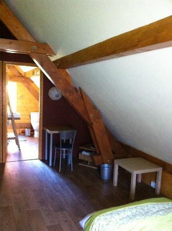 Ancolie Sportive : chambre 5