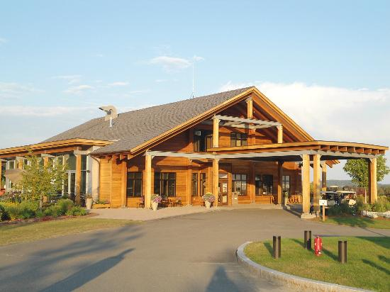 Jay Peak Resort: club house