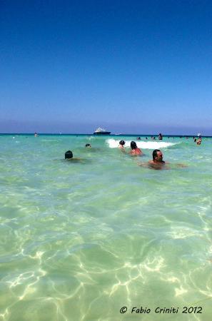 Spiaggia di San Vito lo Capo : San Vito Lo Capo, mare
