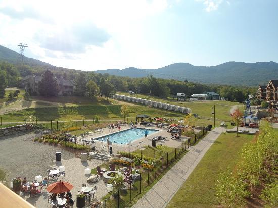 Jay Peak Resort: piscine