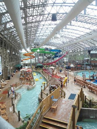 Jay Peak Resort: parc aquatique