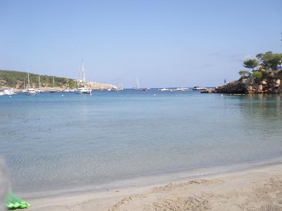 Sandos El Greco Beach Hotel: playa del hotel