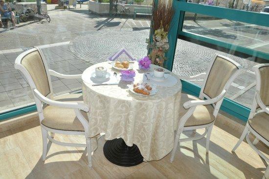 Hotel Augusta: colazione tranquilla
