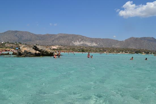 Elafonissi  Beach: Spiaggia