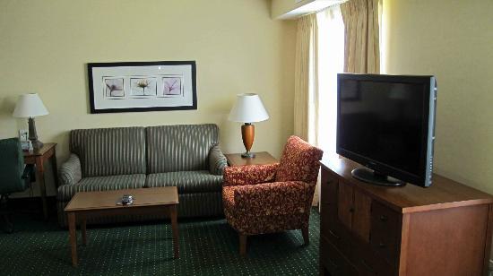 Residence Inn Rochester Henrietta: Studio main are