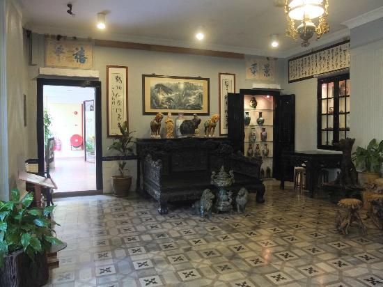 Hotel Puri: Musée