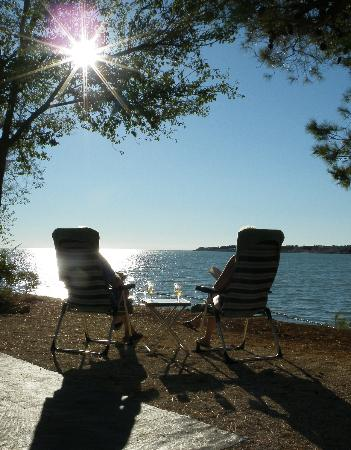 Camping Resort Lanterna : la zona k, piazzole de luxe