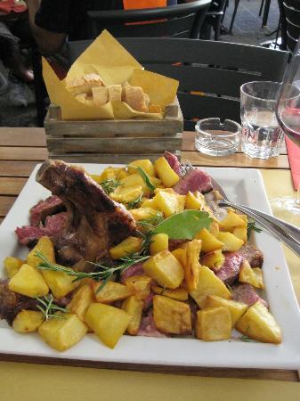 Taverna Gargantua: bistecca fiorentina