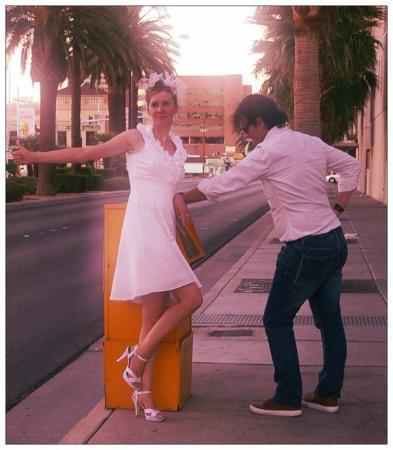 Wee Kirk O' the Heather Wedding Chapel : Nous et nos photos pas conventionelles!