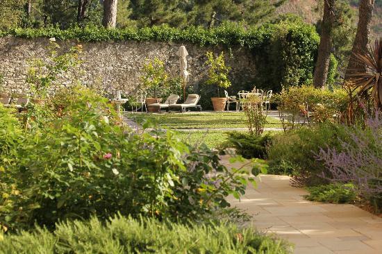 Villa Casanova Lucca: Garden