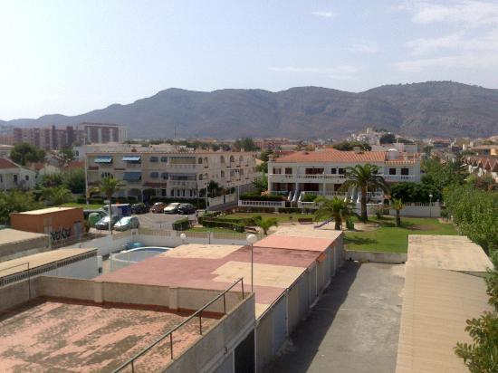 Apartamentos Bernat 3000: vistas desde la terraza