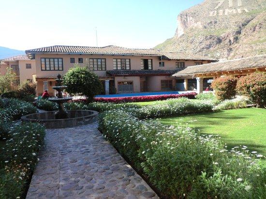 San Agustin Urubamba Hotel: Courtyard