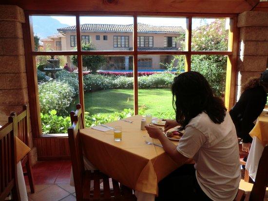 San Agustin Urubamba Hotel: Breakfast