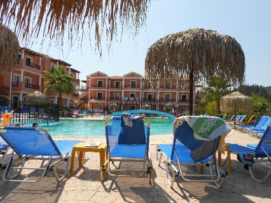 Sidari, Grèce : The Main Pool