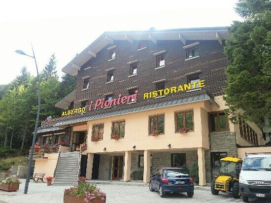 The Pioneers Hotel