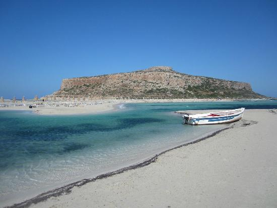 Balos Beach and Lagoon: balos