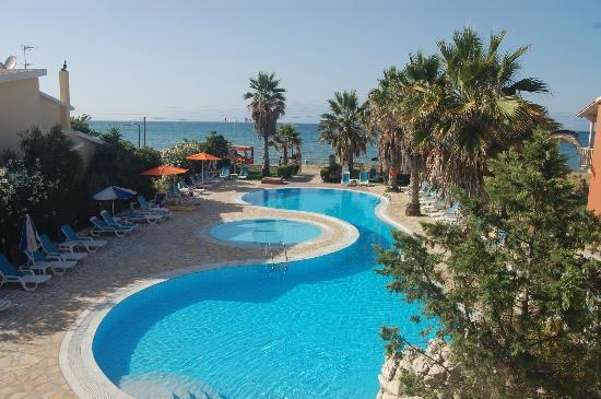 Orestis Apartments  Sidari  Corfu