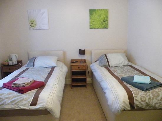 The Star Inn: Room 4 en-suite