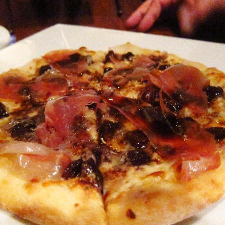 Salvatore's: Bing Cherry Pizza
