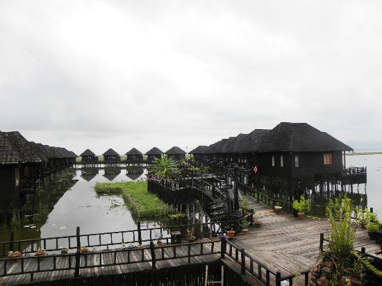 Myanmar Treasure Inle Lake: estas son las habitaciones