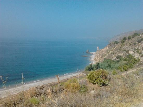 Ride Andalucia: Playa Las Alberquillas