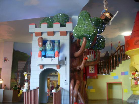 LEGOLAND Resort Hotel: Play area