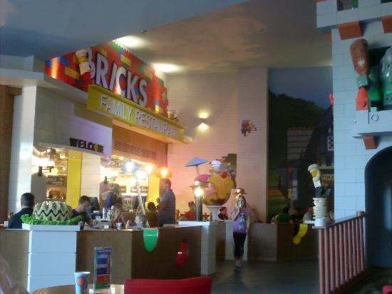 LEGOLAND Resort Hotel: Brick's Restaurant