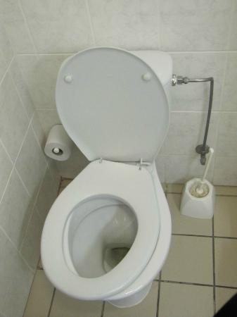 Hotel Skanste: coprivwater rotto
