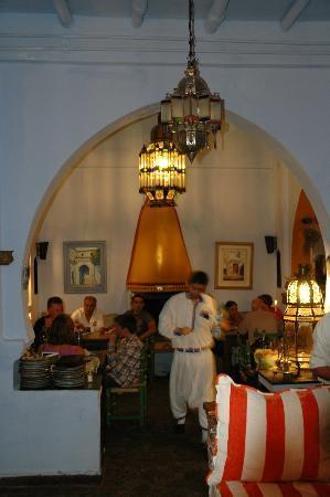 Hotel Riad Casa Hassan Restaurante: Restaurant
