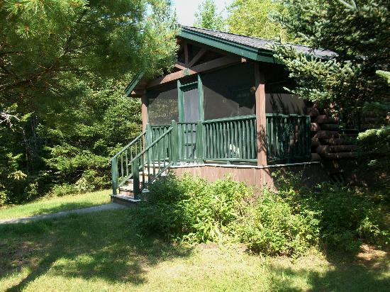 Point Lookout Resort: Point Lookout cabin 40