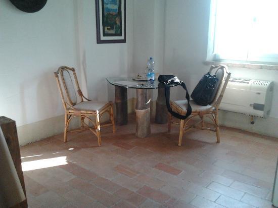 La Fratta Art-House: ingresso camera