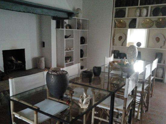 La Fratta Art-House: sala colazione