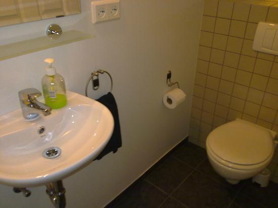 Nupan Deluxe: bagno stanza primo piano