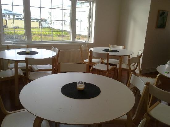 Nupan Deluxe: sala colazione