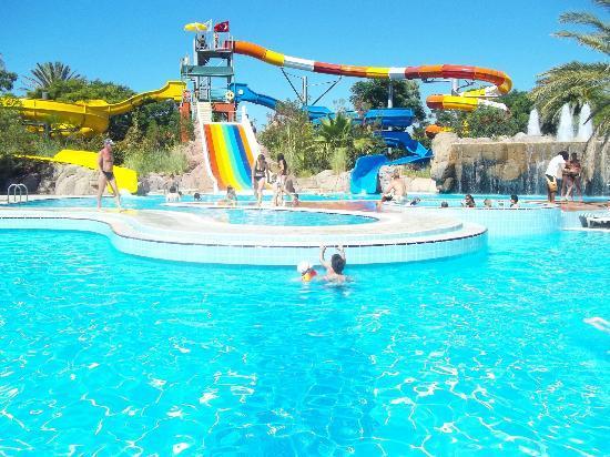 Belconti Resort Hotel : l'aquapark