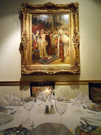 Restaurant L'autre Saison: Seating areas