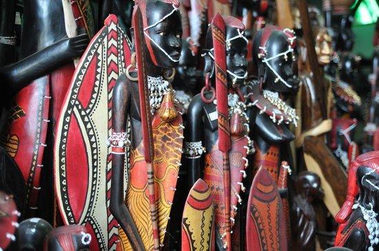 Akamba Handicraft