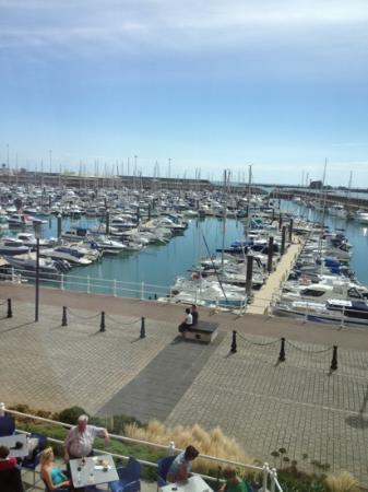 Radisson Blu Waterfront Hotel, Jersey: Room with a view