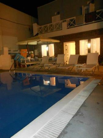 Poseidon Beach Hotel: Hotel Poseidon