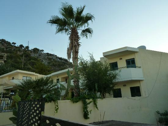 Eurohotel Katrin Suites: Hotelgelaende